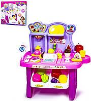 Детский прилавок сладостей. Pink (922-55)