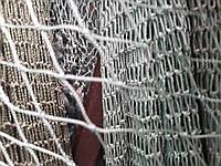 Сетка ограждающая  ДЕЛЬ 18-я ячея h-250 ячеек, ТЕХ-93,5х3, Украина