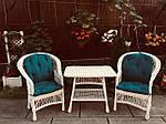 Сезон мебели и других изделий из лозы и ротанга в самом разгаре.