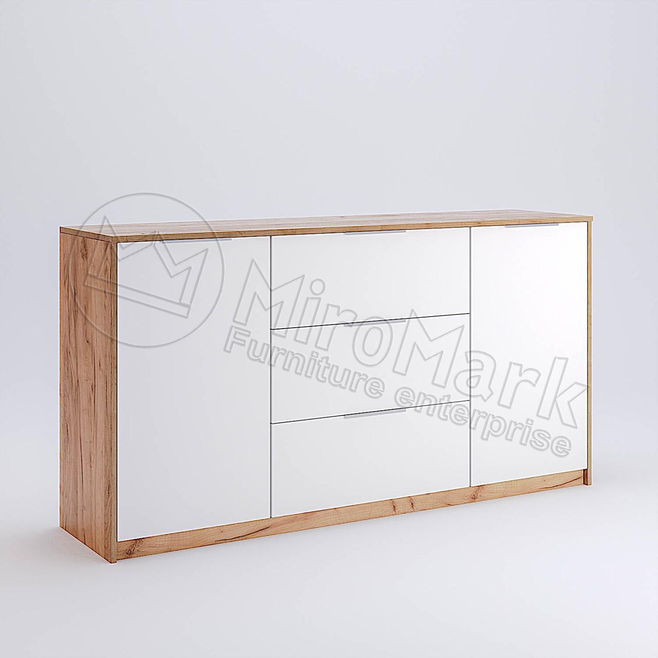 Комод 3шх Асти ТМ Миро Марк 1.6 м