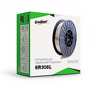 Проволока нержавеющая Gradient ER308L ф0,8мм (5кг)