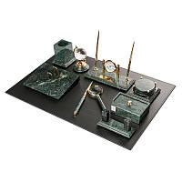 "Настольный набор мраморный ""Бизнесмен"" BST 540002 70х50 см."