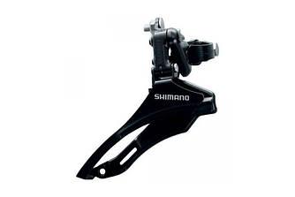Перемикач передній Shimano Tourney FD-TZ 30 нижня тяга
