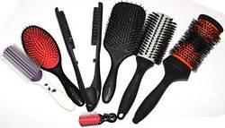 Расчоски-щітки для волосся