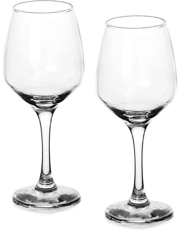 Набор 12 фужеров Isabella для красного вина 400мл (винки)