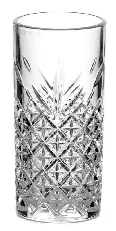 Набор 12 высоких стаканов Pasabahce Timeless 295мл