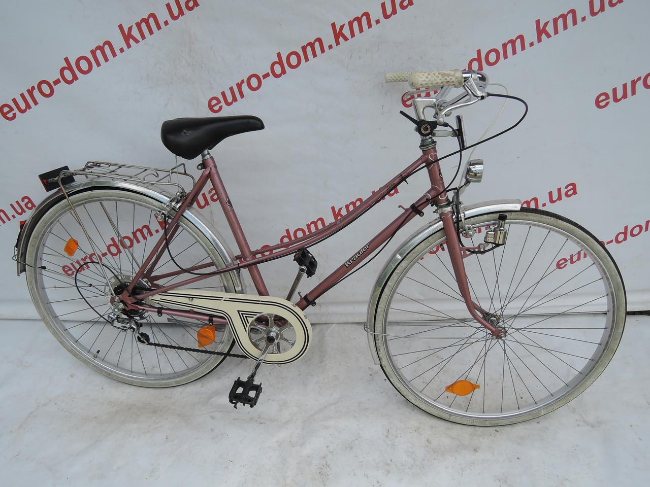Городской велосипед Krauter 28 колеса 5 скоростей