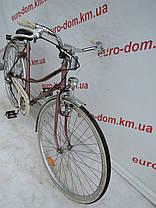 Городской велосипед Krauter 28 колеса 5 скоростей, фото 3