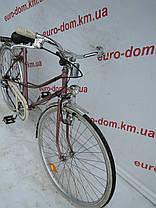 Городской велосипед Krauter 28 колеса 5 скоростей, фото 2