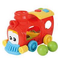 Веселый паровозик Simba 4012778