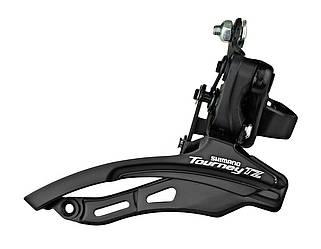 Переключатель передний Shimano Tourney FD-TZ 500 нижняя тяга