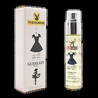 Женский мини парфюм с феромонами La Petite Robe Noir Eau de Parfum Pheromon (с рукавами) - 45 мл
