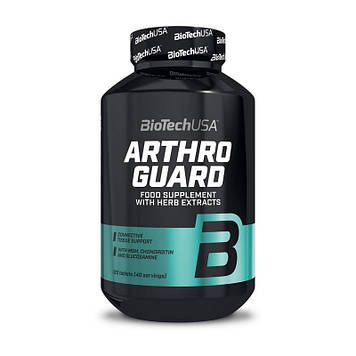 Хондропротектор Биотеч / BioTech Arthro Guard (120 tab)