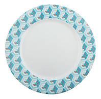 Набор 6 десертных тарелок Luminarc Astelia Blue Ø19см