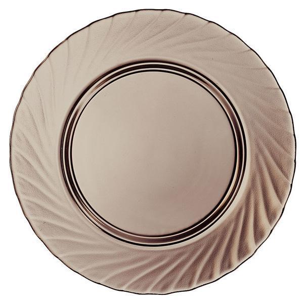 Набор 6 десертных тарелок Luminarc Ocean Eclipse Ø19.6см, стекло