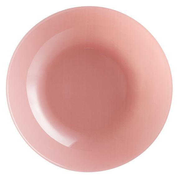 Набор 6 суповых тарелок Luminarc Arty Blush Ø20см, стекло