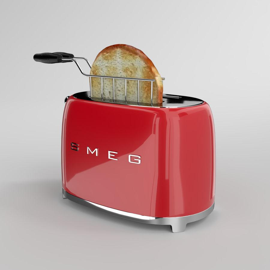 Тримач для тостів тостерів 2 шт Smeg TSSR01