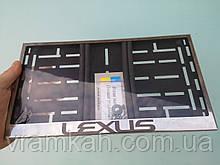Номерна рамка для авто LEXUS
