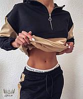 Женский спортивный костюм из двунитки, фото 1