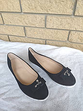 Балетки, туфли, эспадрильи женские  BOMBA, фото 2