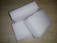 Меламиновая губка улучшенного качества, 3 см