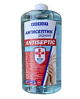 Антисептик спиртовой для дизинфекции рук Donat жидкий 1000 мл