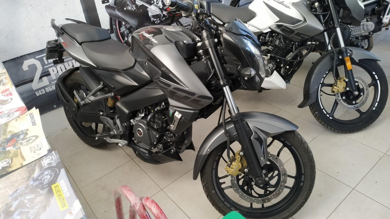 Мотоцикл BAJAJ Pulsar NS200, 2019 г.в., пробег: 4500 км