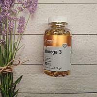 Ostrovit Omega 3 90caps, омега 3 островит 90 карсул