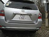 Номерная рамка для авто Toyota, фото 3