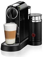 Nespresso De'Longhi Citiz & Milk Black EN 267.BAE