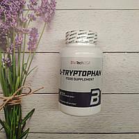 Biotech L-Tryptophan 60 caps, триптофан Биотек, фото 1