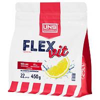 Уценка (Срок годности до EXP 06/06/20) UNS Flex Vit 450 g (Lime)