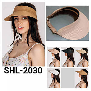 Летняя кепка Нэнси оптом Shl 2030
