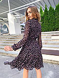Жіноче плаття шифонова, фото 7