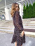 Жіноче плаття шифонова, фото 8