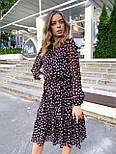 Жіноче плаття шифонова, фото 3