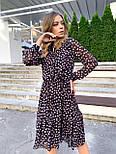 Жіноче плаття шифонова, фото 6