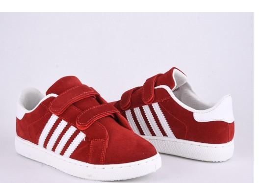 Кеды детские красные,кроссовки детские Violeta-Wonex 220-5