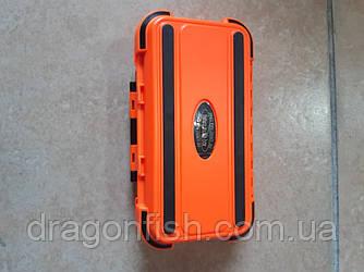 Коробка оранжевая маленькая Н0101
