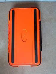 Коробка оранжевая большая Н00102
