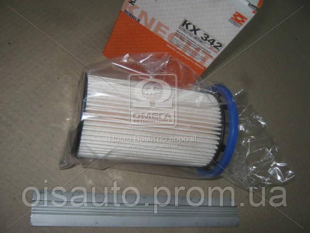 Фильтр топливный VW PASSAT 1.6-2.0 TDI 10-, AUDI Q3 2.0 TDI 11- (пр-во KNECHT-MAHLE)