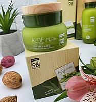 Крем для лица Aloe  Pure Fresh Moist, 55 ml, фото 1