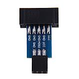 Переходник для программатора AVRasp 10pin6pin, фото 3
