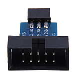 Переходник для программатора AVRasp 10pin6pin, фото 4