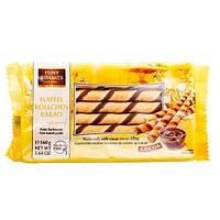 Вафельные трубочки с какао кремом Feiny Biscuits Waffel Kakao 160 г Австрия