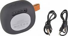 Портативная Bluetooth Колонка Bright sound sports Hoco BS31 Black, фото 3