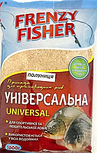 Прикормка Frenzy Fisher Универсал Клубника 1кг