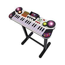 Синтезатор Клавішна парта Simba 6832609 білий