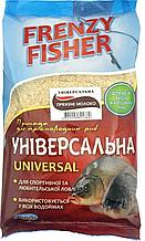 Прикормка Frenzy Fisher Универсал Топленое молоко 1кг