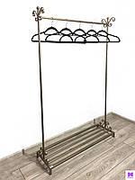 Вешалка в стиле Loft, мебель лофт, мебель на заказ